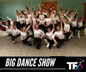 Eden Court Theatre Big Dance Show