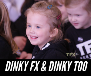 Age 3 & 4, Dinkys