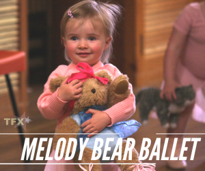 Melody Bear Ballet - Age 18 mth-5 yrs