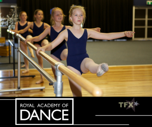 RAD Ballet, Age 4-13+ years