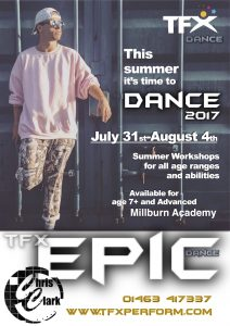 Summer Dance with Chris Clark