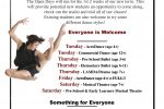 Open Discovery Weeks at TFX Performing Arts Academy
